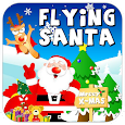 Flying Santa Christmas Game