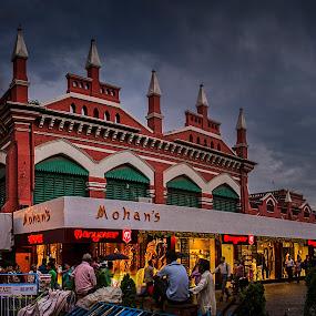 """New Market -- Kolkata, India by Rajarshi Mitra - City,  Street & Park  Markets & Shops ( kolkata, street, parkstreet, new market, """"pwcmarkets"""", hog market )"""