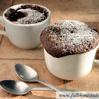 Mug Cake No Egg Recipes