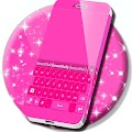 Download Pink Keyboard Personalization APK for Android Kitkat