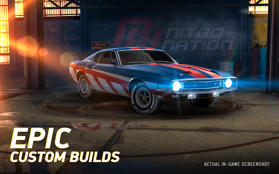 Nitro Nation Online APK screenshot thumbnail 4