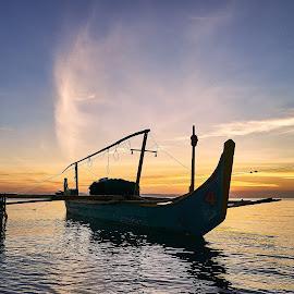 Power by Karen Lee - Transportation Boats