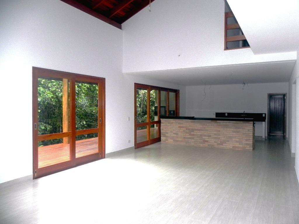Casa residencial à venda, Praia do Prumirim, Ubatuba.