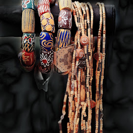 Handcrafted artistic objects from Ghana by Abbey Gatto - Artistic Objects Other Objects