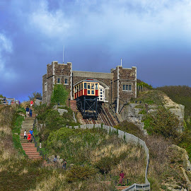 HASTINGS by Gjunior Photographer - Buildings & Architecture Other Exteriors ( tourism, places, historical, landscape,  )