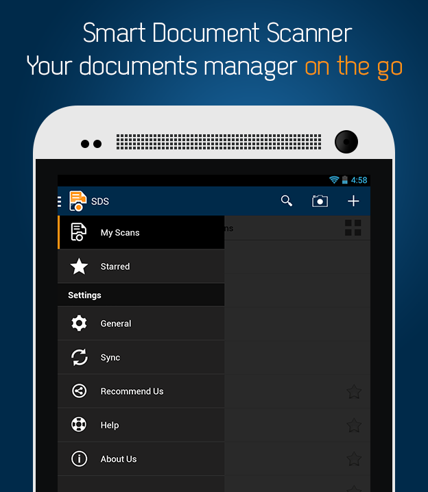 Docufy - PDF Scanner App Screenshot 7