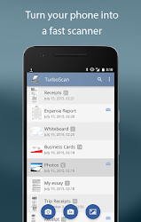 TurboScan: document scanner 1.5.0 APK 1