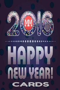 Free Happy New Year Cards - screenshot