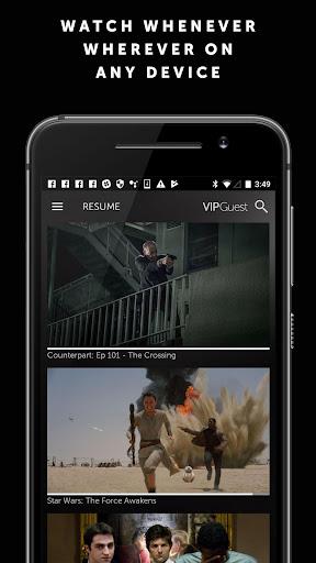 STARZ screenshot 4