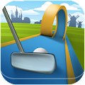Game Putt Putt Go! Multiplayer Golf apk for kindle fire