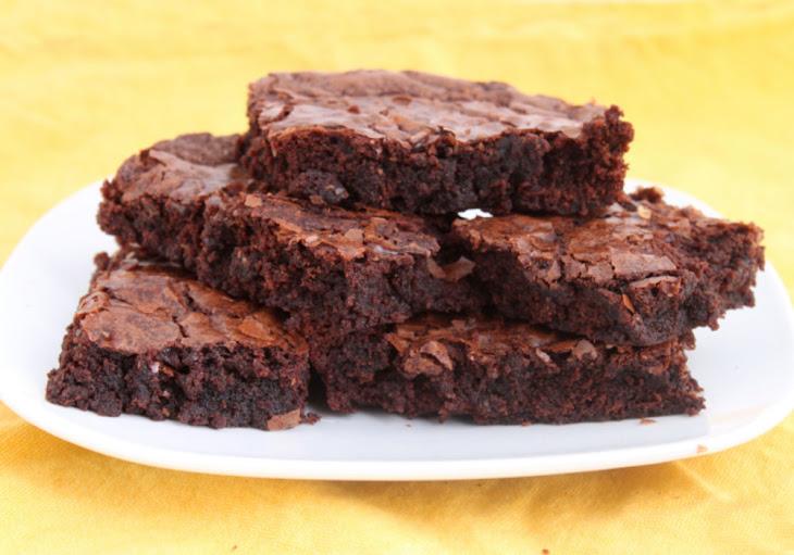 Coffee Toffee Brownies Recipe | Yummly