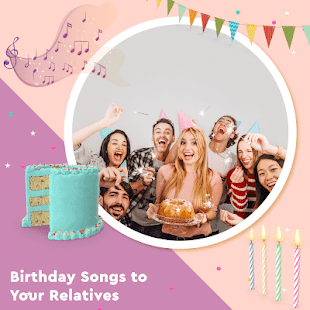 Birthday Songs with Name: Birthday Wishes, Cards