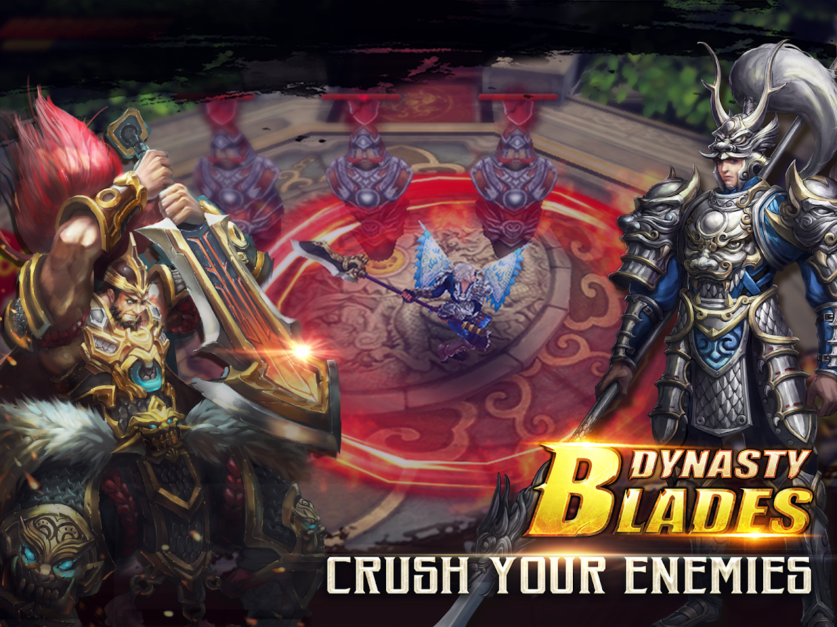 Dynasty Blades: Warriors MMO Screenshot 9