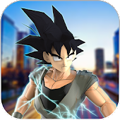 Game Flying Fury Dragon vs Super Goku Warrior Hero APK for Windows Phone