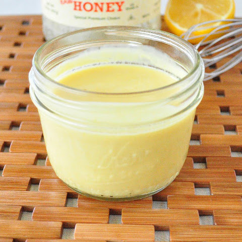 Healthy Honey Mustard Dressing
