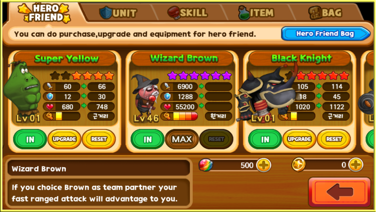 Larva Heroes : PVP Online Screenshot 15
