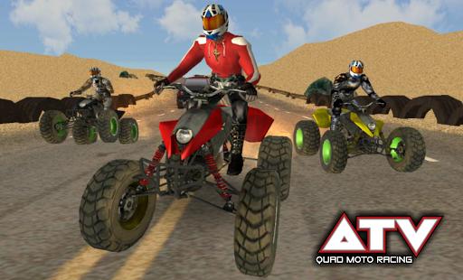 ATV Quad Racing