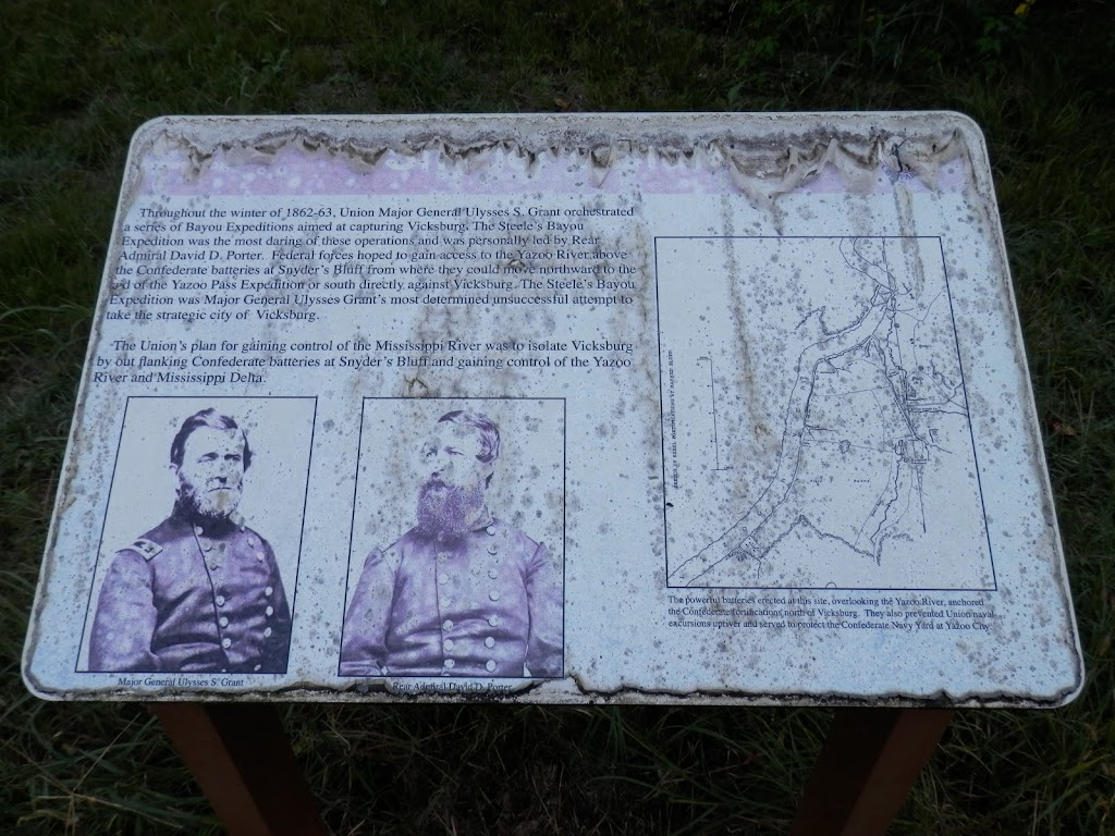 Throughout the winter of 1862-63, Union Major General Ulysses S. Grant orchestrated a series of Bayou Expeditions aimed at capturing Vicksburg. The Steele's Bayou Expedition was the most daring of ...