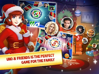 UNO ™ & Friends 3.2.0i (Mega Mod) Apk + Data