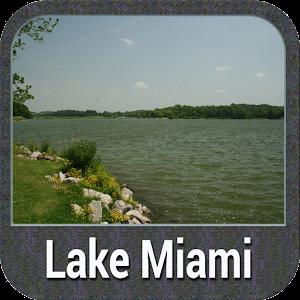 Lake Miami - IOWA GPS Map For PC / Windows 7/8/10 / Mac – Free Download