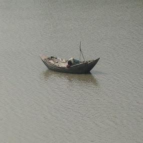 WATERWORLD by Md Zakir Hossain - People Professional People ( water, fisherman, fishing boat )