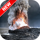 App Volcano Wallpapers apk for kindle fire