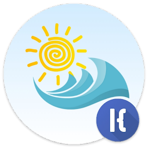 Sun & Sea for KWGT For PC / Windows 7/8/10 / Mac – Free Download