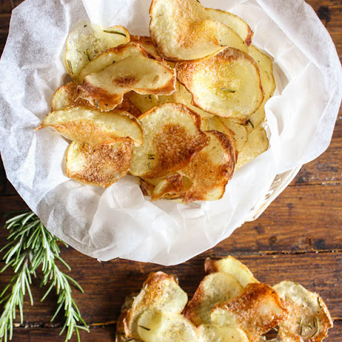 A Taste of Italian Baked Potato Chips
