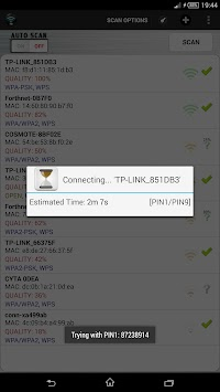 Wifi Unlocker WPS APK screenshot thumbnail 7