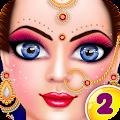 Indian Doll - Bridal Fashion Salon 2 APK for Ubuntu