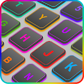 Emoji Keyboard - Colorful Neon APK baixar