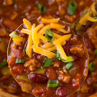 Low Fat Low Sodium Turkey Chili Recipes
