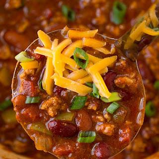 Green Chili Turkey Chili Recipes