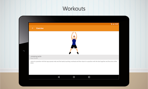 Free Download Home Workouts APK for Blackberry