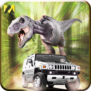 Dinosaur Jungle Escape 3D