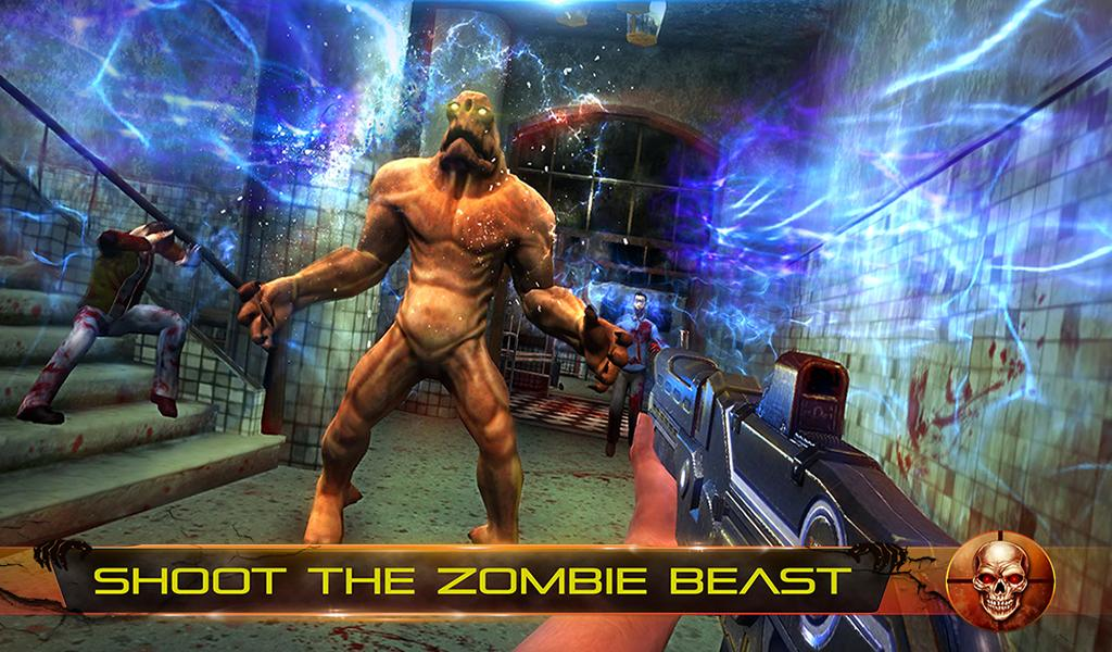 Infected House: Zombie Shooter Screenshot 14