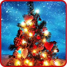 4D Christmas Live Wallpaper