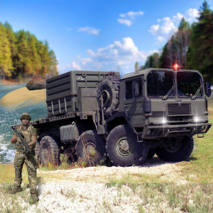 Download Army Truck Check Post Drive 3D For PC Windows and Mac