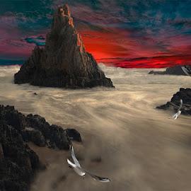 by Vladimir Elfimov - Digital Art Places