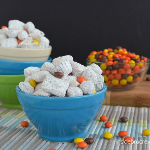 Reese's Peanut Butter Cup Puppy Chow