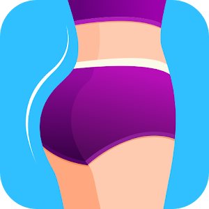 Butt Workout Max -Female Workout App, At Home For PC (Windows & MAC)