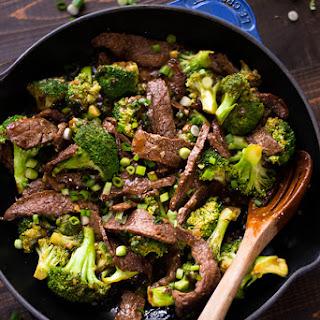 Healthy Beef Entrees Recipes