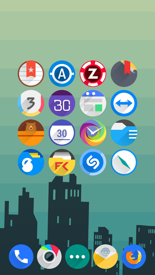 Yitax - Icon Pack Screenshot 2