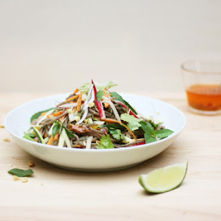 Freestyle Asian Noodle Salad
