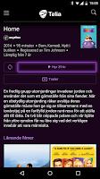 Screenshot of Telia Play+