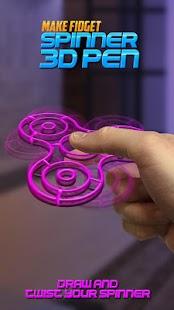 Game Make Fidget Spinner 3D Pen APK for Windows Phone