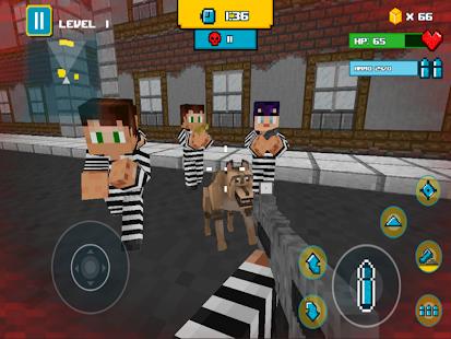 Game Cops Vs Robbers: Jail Break 2 APK for Kindle