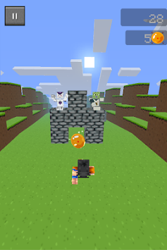Craft Dragon Z Run APK screenshot thumbnail 3