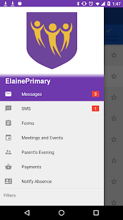Elaine Primary Payments - screenshot