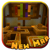 Download Map Gold Rush for Minecraft APK for Android Kitkat